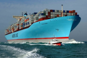 Maersk Line vessels started to call Cai Mep International Terminal (CMIT) with its direct transpacific service (TP6)